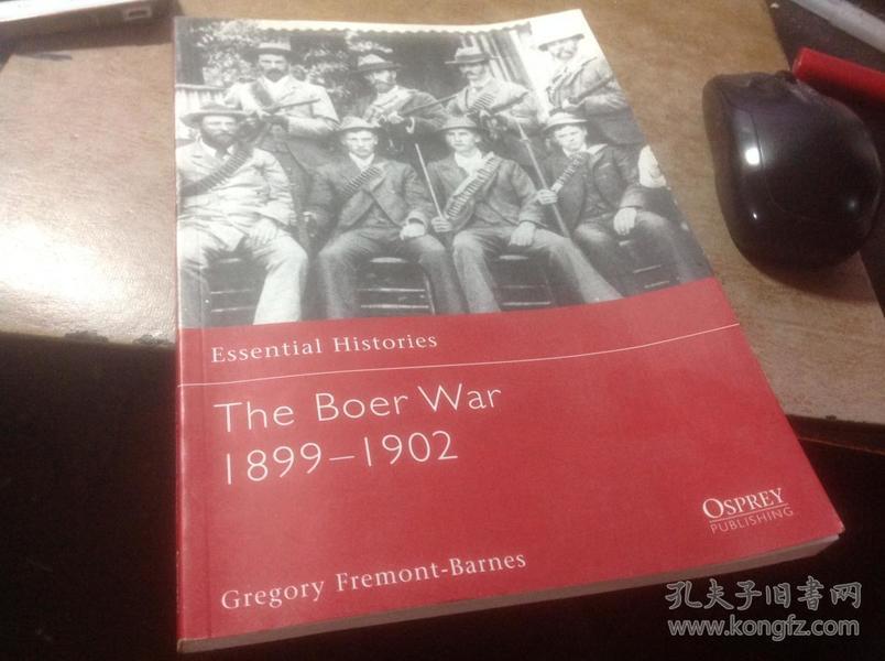 osprey系列,《the boer war》布尔战争