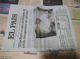 EL PAIS 西班牙国家报 2017/01/22 外文报纸学习参考资料 EL PAÍS: el periódico global en español