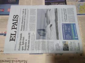EL PAIS 西班牙国家报 2017/01/23 外文报纸学习参考资料 EL PAÍS: el periódico global en español