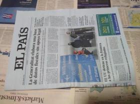 EL PAIS 西班牙国家报 2017/01/29 外文报纸学习参考资料 EL PAÍS: el periódico global en español