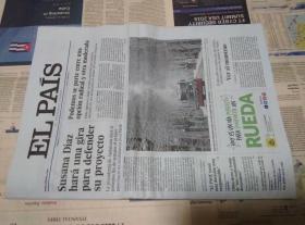 EL PAIS 西班牙国家报 2017/01/14 外文报纸学习参考资料 EL PAÍS: el periódico global en español