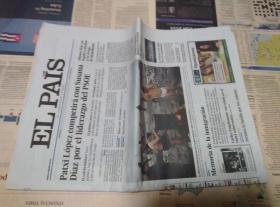 EL PAIS 西班牙国家报 2017/01/15 外文报纸学习参考资料 EL PAÍS: el periódico global en español