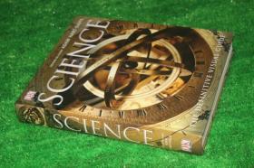 DK出版的Science: The Definitive Visual Guide 世界科学发展史图文版 英文原版