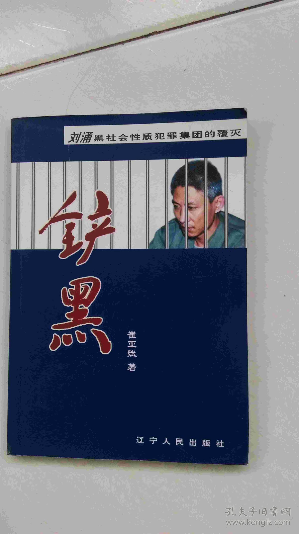 铲黑:刘涌黑社会性质犯罪集团的覆灭