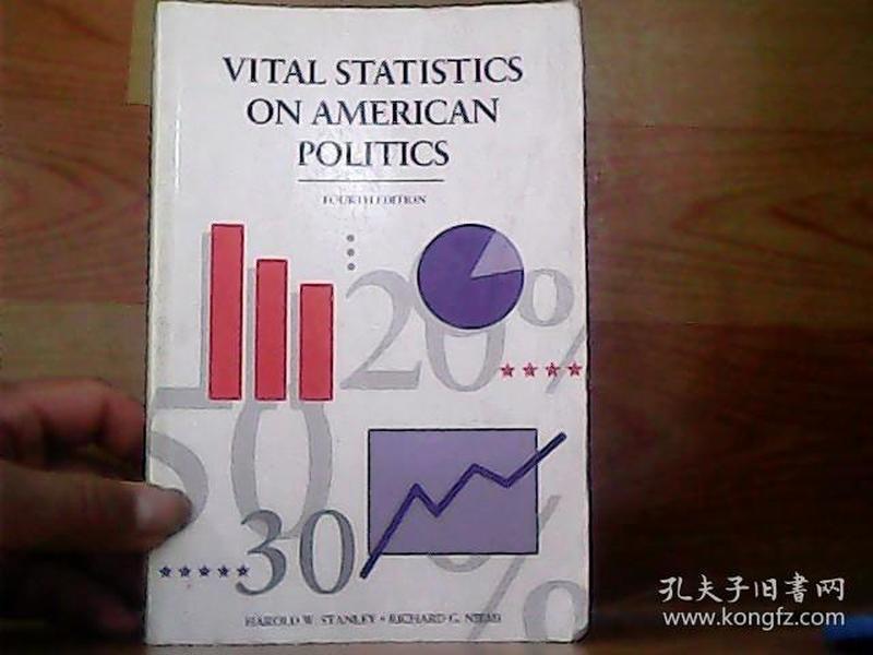 VITAL STATISTICS ON AMERICAN POLITICS