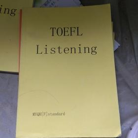 TOEFL,Listening