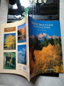ROCKY MOUNTAIN NATIONAL PARK A YEAR IN PICTURES(附书信)