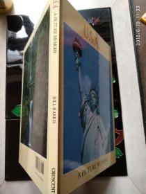 U.S.A A PICTURE MEMORY(书内有赠言及签名)