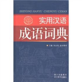 實用漢語成語詞典
