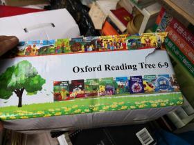 Oxford Reading Tree  6--9 阶 72本  书9.5品 外盒破 八品左右       新屋
