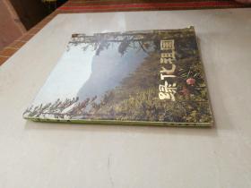 绿化祖国画册 78年1版1印/12开全图大型画册/时代色彩强烈/有:主席,学大寨,等内容