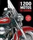 1200 motos de légende带塑封