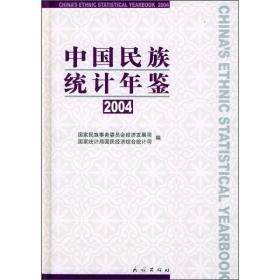 中国民族统计年鉴2004