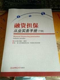 融资担保从业实务手册(下册)