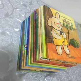 折耳兔瑞奇成长绘本系列 全十二册 合售
