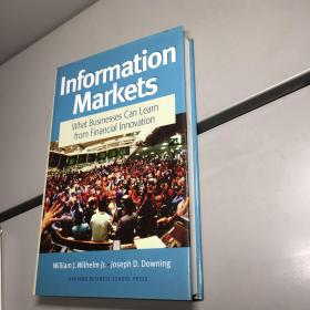 Information markets (外文原版)精装 9781578512782