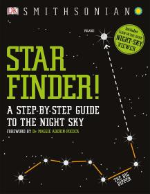 观星指南 Star Finder!: A Step-by-Step Guide to the Night Sky  英文原版 DK出版
