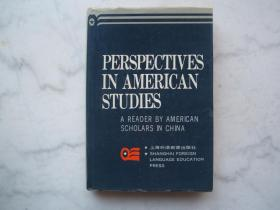 PERSPECTIVES IN AMERICAN STUDIES