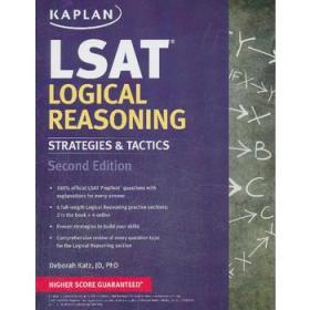 Kaplan LSAT Logical Reasoning Strategies & Tactics