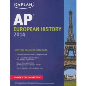 Kaplan AP European History 2014 (Kaplan AP Series)