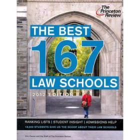 The Best 167 Law Schools
