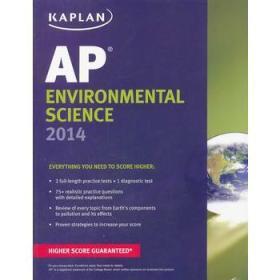 Kaplan AP Environmental Science 2014 (Kaplan AP Series)