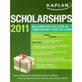 KAPLAN SCHOLARSHIPS 2011