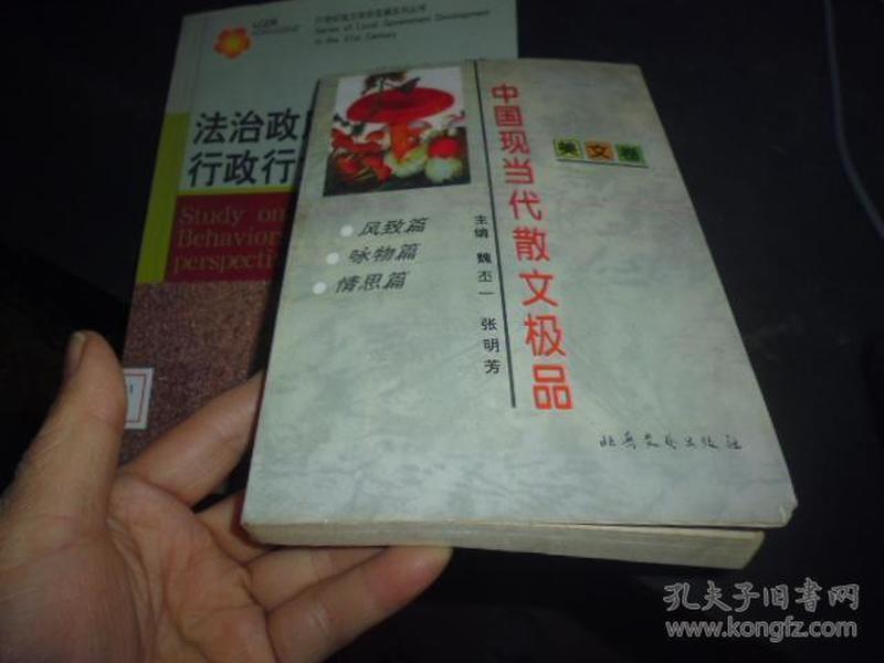 中国现当代散文极品