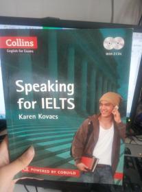 Collins Speaking for Ielts. by Karen Kovacs(带光盘)