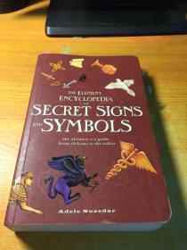 THE ELEMENT ENCYCLOPEDIA OF SECRET SIGNS AND SYMBOLS(原版英文)