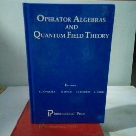 Operator Algebras and Quantum Field Theory