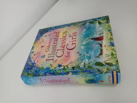 Illustrated Classics for Girls (Padded Hardback)