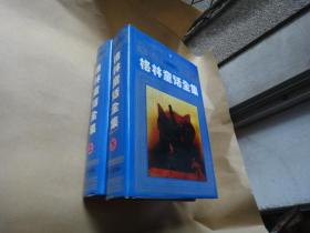 格林童话全集 绘画本(上下全2册大 32开精装)