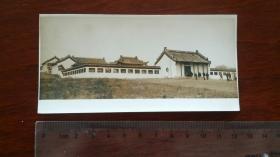 1984年全椒吴敬梓纪念馆外景