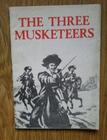 THE THREE MUSKETEERS (三个火枪手)英文简写版