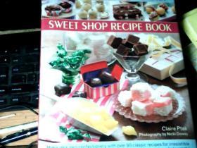 SWEET SHOP RECIPE BOOK        PP3