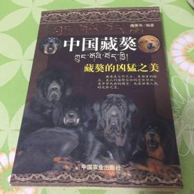 中国藏獒:藏獒的凶猛之美