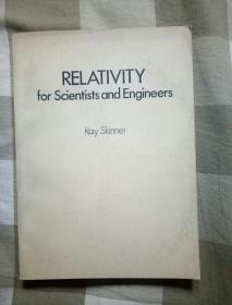 relativit for scientists and engineers 理工科学生用的相对论(英文)