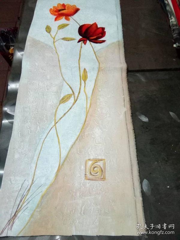 无款无名油画(花卉)