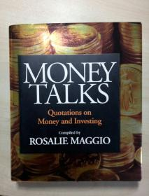MONEY TALKS Quotations on money and Investing