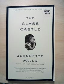 英文原版书 The Glass Castle: A Memoir