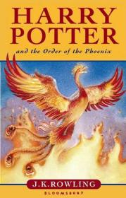 现货·哈利·波特与凤凰社 Harry Potter and the Order of the Phoenix 全英文版