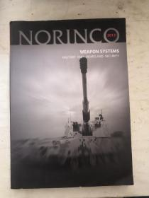 NORINCO 2013 WEAPON SYSTEMS MILITARY AND HOMELAND SECURITY