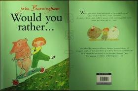 英国原版-Would you rather...