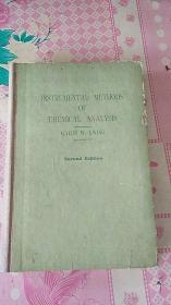 Instrumental Methods of Chemical Analysis third ediition(化学分析器械用法)英文版 第二版