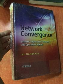 Network Convergence  英文原版  精装