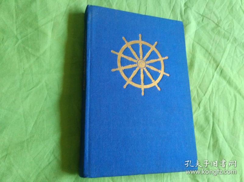 水兵基础知识 ABC des Matrosen(德文原版书 布面精装)后附彩图27页