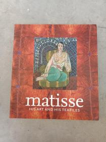 MATISSE HIS ART AND HIS TEXTILES  马蒂斯的艺术与纺织品