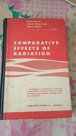 辐射的比较效果  英文版 小16开精装