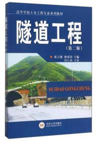 隧道工程(第2版)/高等学校土木工程专业系列教材